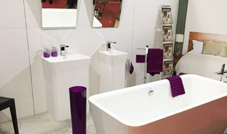 Salles de bains de clef en main Dole